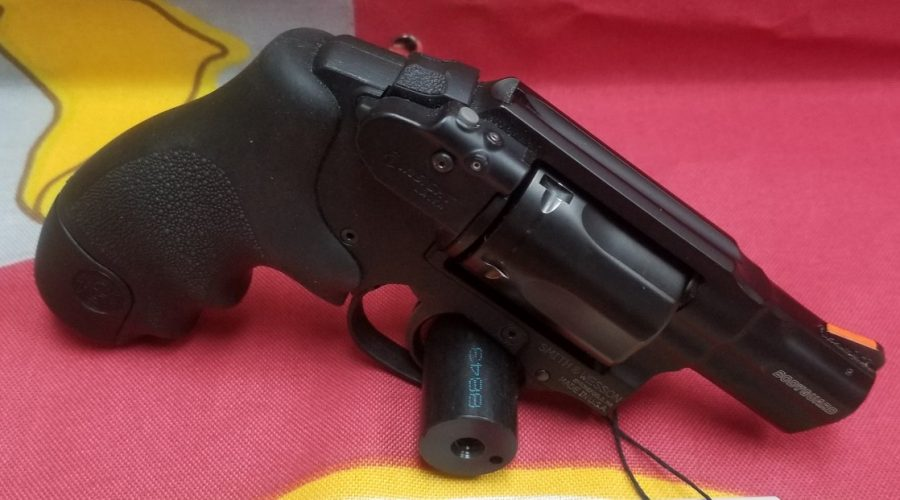 Smith and Wesson Bodyguard .38 Special