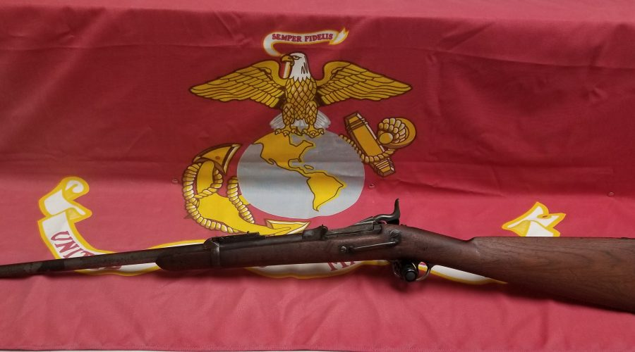 1873 Springfield Trapdoor Carbine 45-70