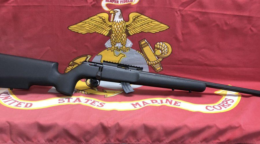 Savage MR II TR 22LR bolt action rifle