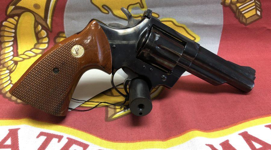 Colt Trooper MKIII
