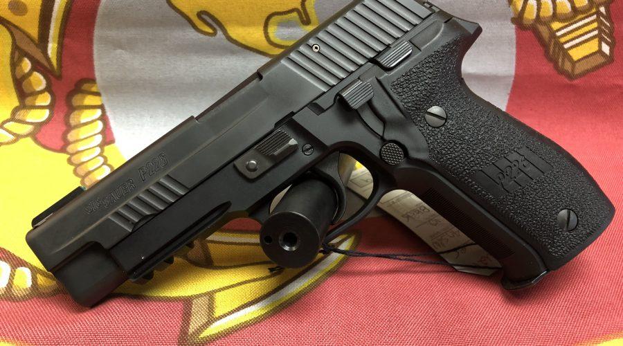 Sig Sauer P226 .40 S&W
