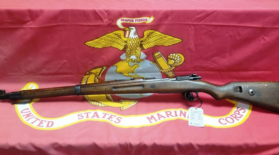 German Mauser K98