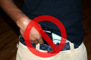 10 Things not to do when you carry concealed